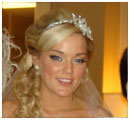 New York Bridal Hair and Bridal Makeup